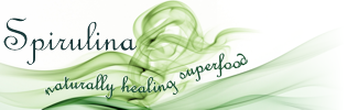 Spirulina Natural Healing Superfood